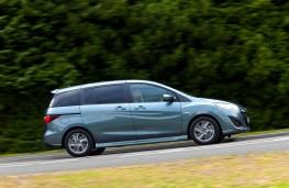 Mazda5 Venture, side