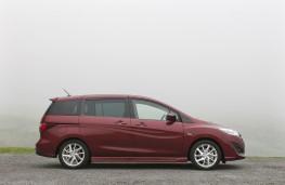 Mazda5, side