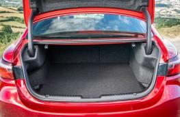 Mazda6, boot