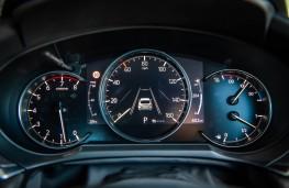 Mazda6, dash detail