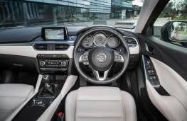 Mazda6 Tourer, dashboard