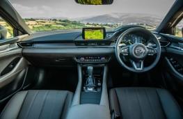 Mazda6, dashboard