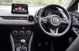 Mazda CX-3 2.0 Sport Black +, cabin