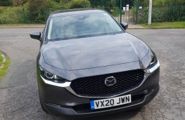 Mazda CX-30 2.0 Sport Lux, front