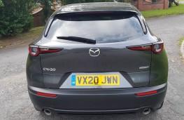 Mazda CX-30 2.0 Sport Lux, rear