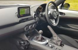 Mazda MX-5 1.5 Sport Nav+ Convertible, interior