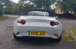 Mazda MX-5 1.5 Sport Nav+ Convertible, rear