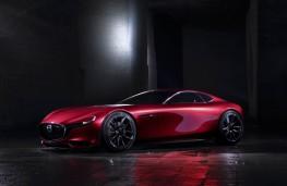 Mazda RX-VISION concept, 2016