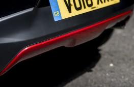 Mazda2 Red Edition, diffuser