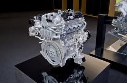 Mazda SKYACTIV-X, 2018, engine
