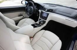 Maserati GranTurismo Sport, interior