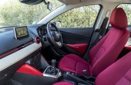 Mazda SKYACTIV-X prototype, 2018, interior