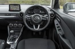 Mazda2, 2018, interior