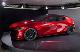 Mazda KAI concept, 2018, side