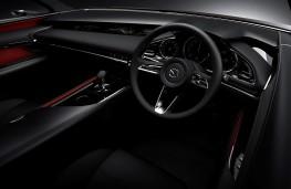 Mazda KAI concept, 2018, interior