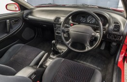 Mazda MX-3, 1994, interior
