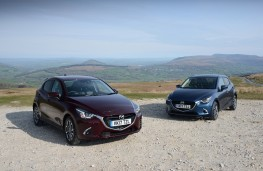 Mazda2 GT and GT Sport