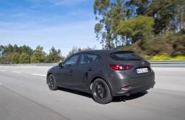 Mazda SKYACTIV-X prototype, 2018, rear