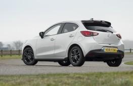 Mazda2, 2018, rear, static