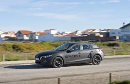 Mazda SKYACTIV-X prototype, 2018, side