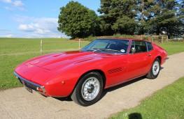 Maserati Ghibli, once owned by Adam Clayton