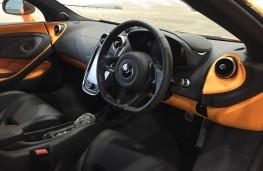 McLaren 570S Coupe, interior