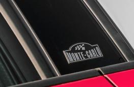Skoda Fabia Monte Carlo, 2018, badge