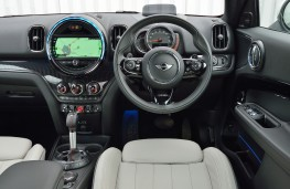 MINI Countryman, 2017, dashboard