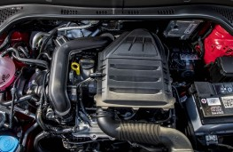 Skoda Fabia Monte Carlo, 2018, engine