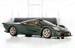 McLaren F1 XP GT in XP Green, 1997, front