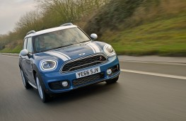MINI Countryman, 2017, front