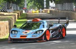McLaren F1 GTR Longtail, Goodwood Festival of Speed, 2016