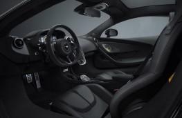 McLaren 570GT MSO Black Collection cockpit