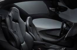 McLaren 570GT MSO Black Collection interior