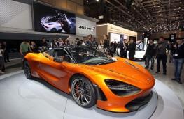 McLaren 720S, Geneva Motor Show 2017