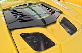 Cholmondeley Power and Speed 2016, McLaren 675 LT, 2015, detail