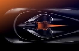McLaren BP23 Hyper-GT, overhead