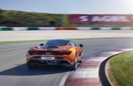 McLaren 720S, 2017, rear