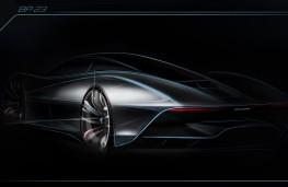 McLaren BP23 Hyper-GT, rear