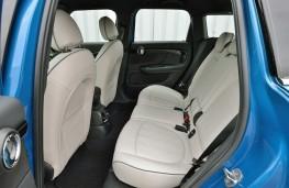 MINI Countryman, 2017, rear seats