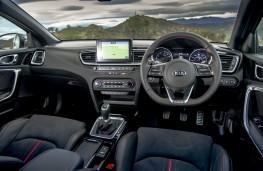 Kia Ceed GT, interior