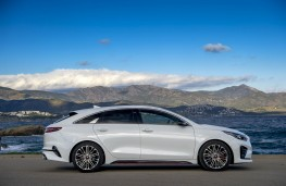 Kia ProCeed, side