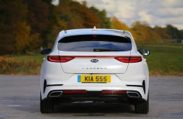 Kia Proceed, rear