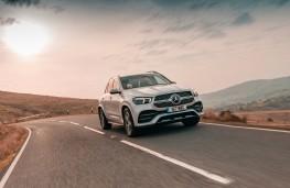 Mercedes-Benz GLE, dynamic