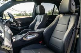 Mercedes-Benz GLE, interior