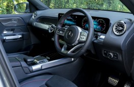 Mercedes-Benz GLB, interior