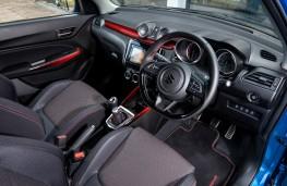 Suzuki Swift Sport, interior