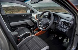 Kia Stonic 1.6 CRDi 'First Edition', interior