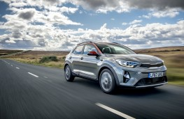 Kia Stonic 1.6 CRDi 'First Edition', dynamic