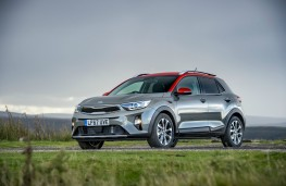 Kia Stonic 1.6 CRDi 'First Edition', front